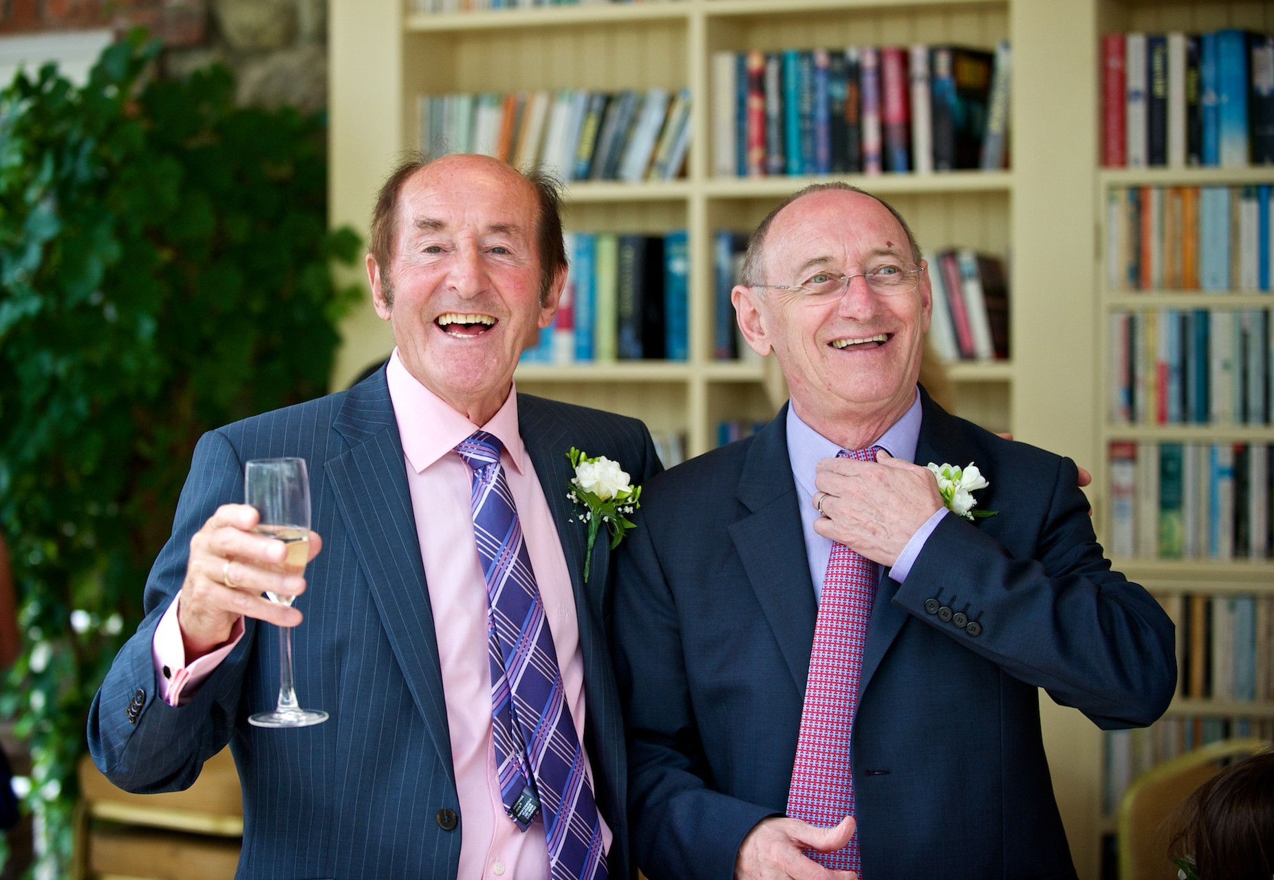 Guests at   Ballymagarvey Village Wedding Meath