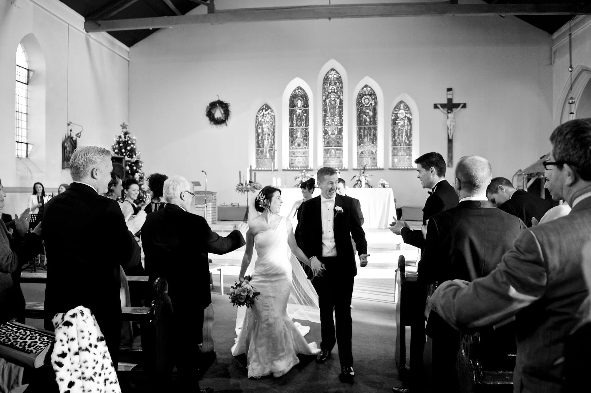 012 Wedding St Michaels Church Inchicore Recessional