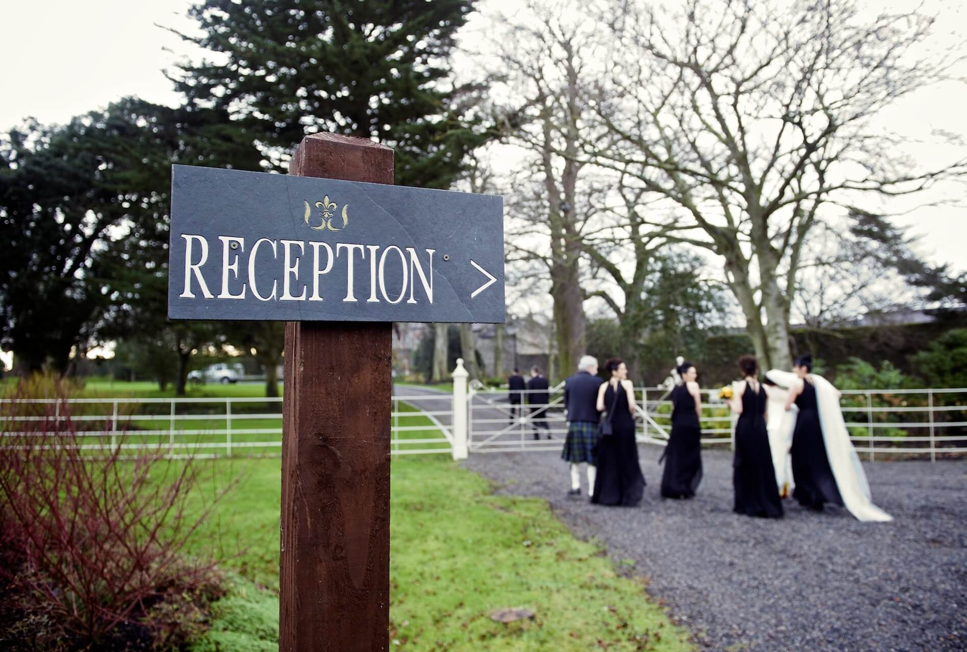 025 Wedding Meath Ballymagarvey Village Reception