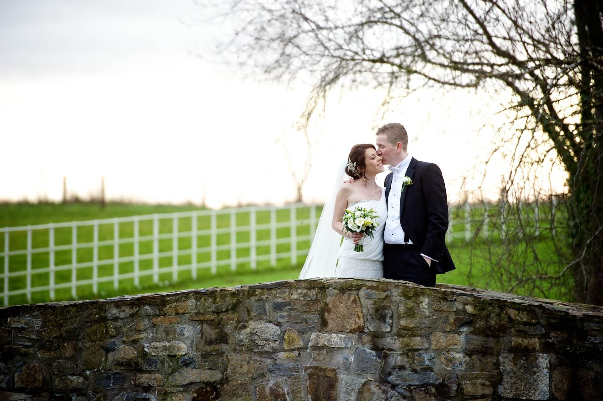 026 Wedding Meath Ballymagarvey Village Bridge