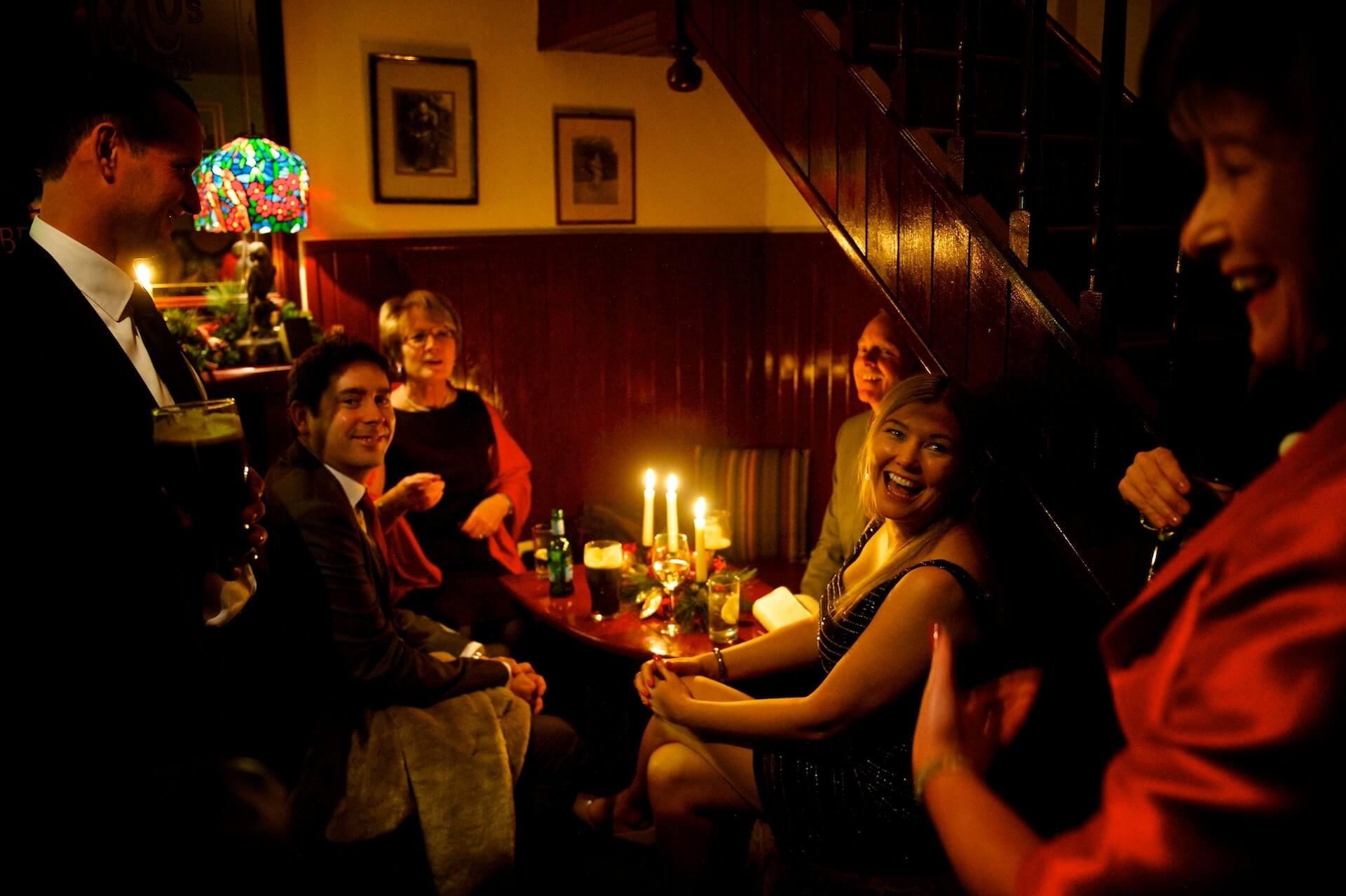 028 Wedding Meath Ballymagarvey Village Bar