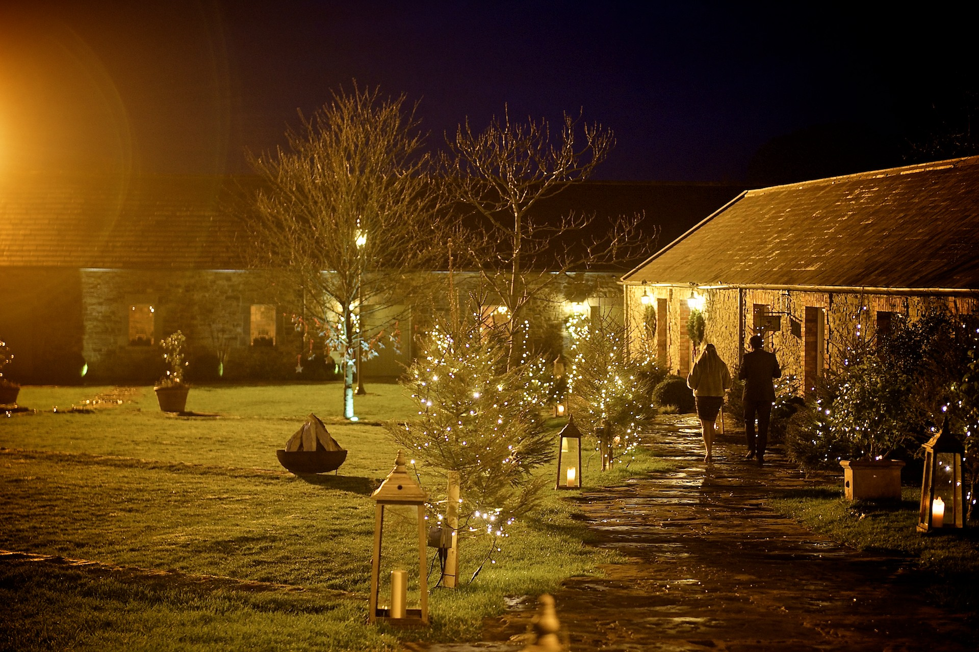 Ballymagarvey Village and St Michaels Inchicore - Winter Wedding 101
