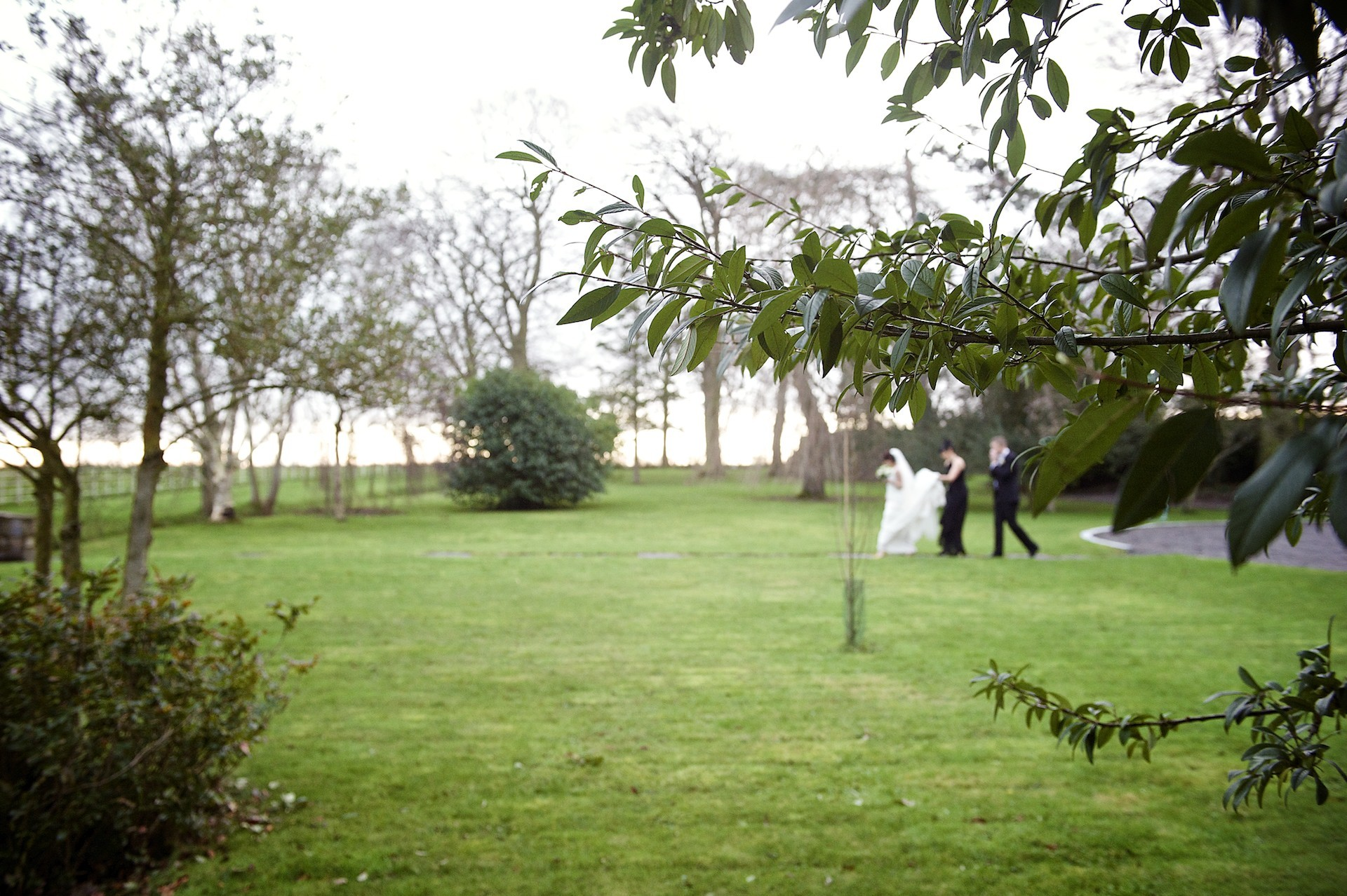 Ballymagarvey Village and St Michaels Inchicore - Winter Wedding 103