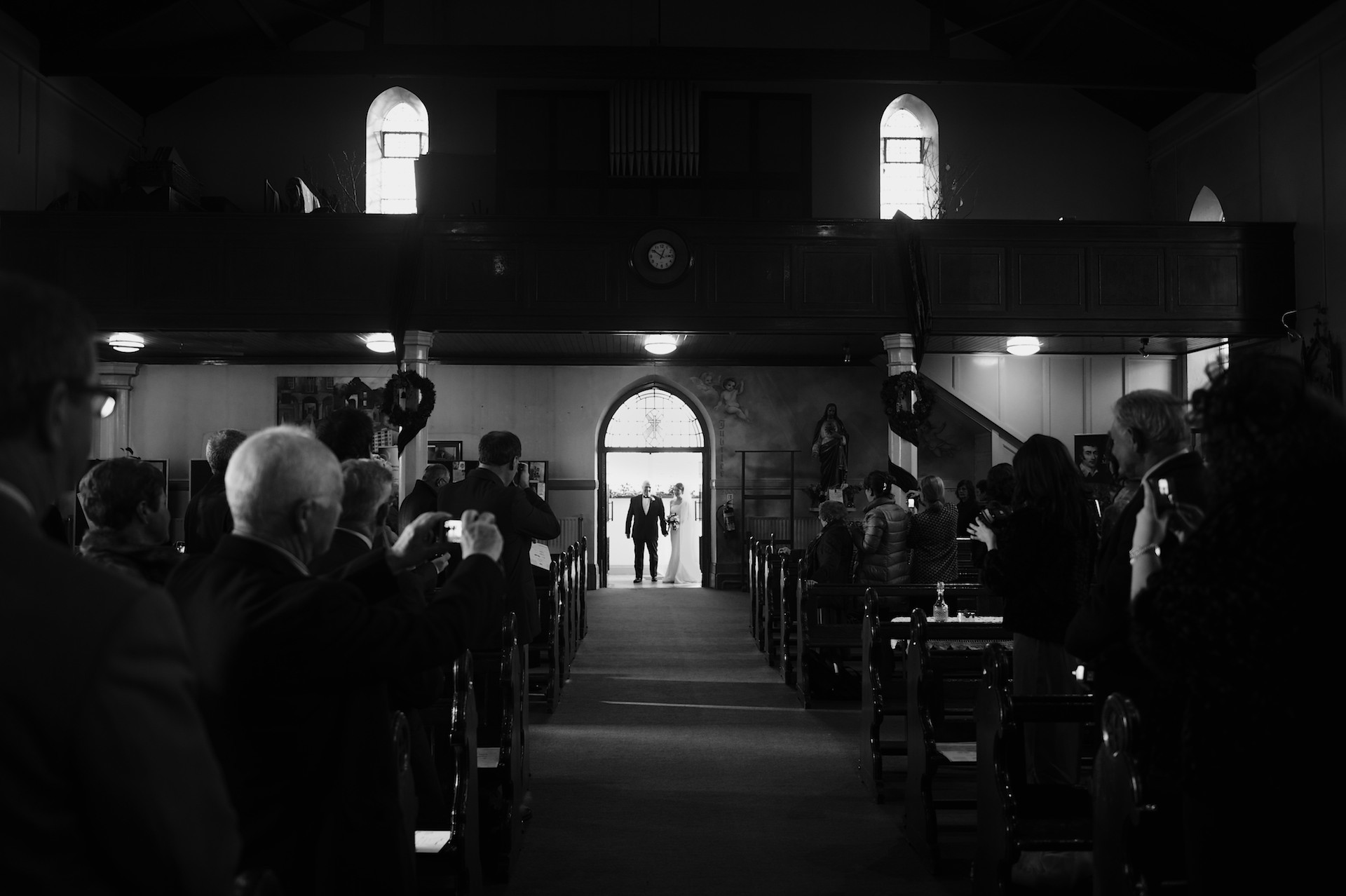 Ballymagarvey Village and St Michaels Inchicore - Winter Wedding 104