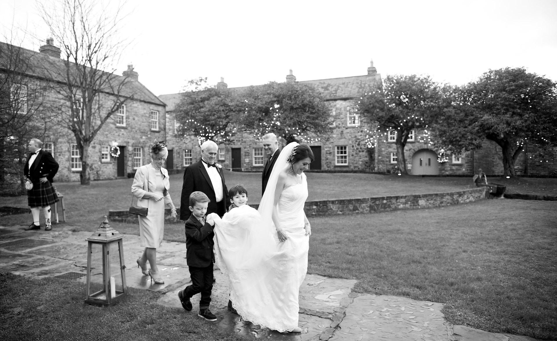 Ballymagarvey Village and St Michaels Inchicore - Winter Wedding 37