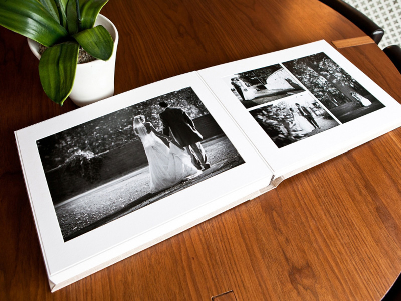 Matted Wedding Albums - Daithi Taylor Photography Meath 11