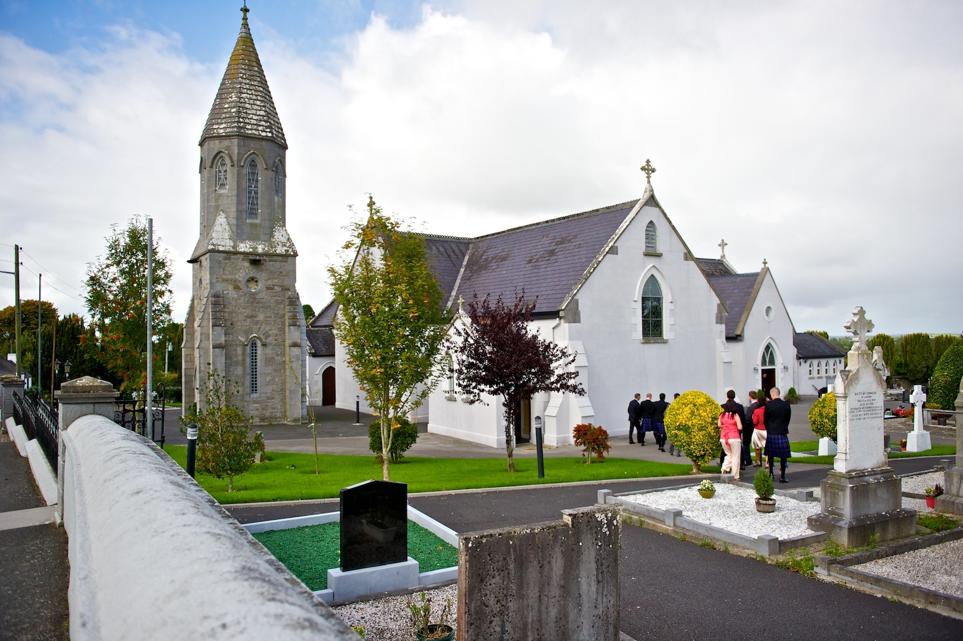 church Kildare Wedding Killashee House